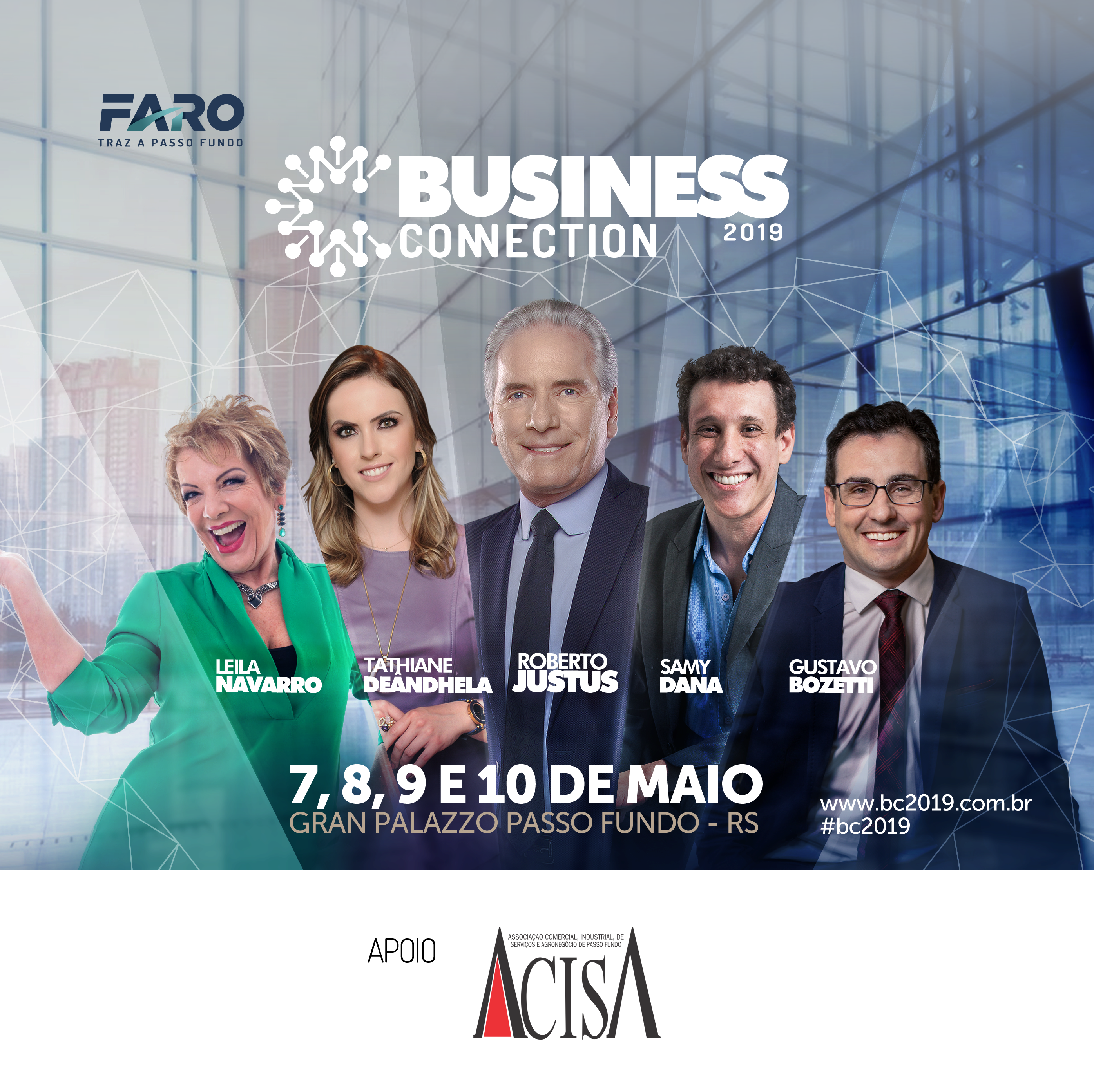 Faro Assessoria Traz A Passo Fundo O Business Connection